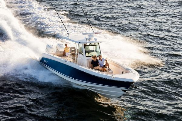 Boston Whaler 330 Outrage Manufacturer Provided Image