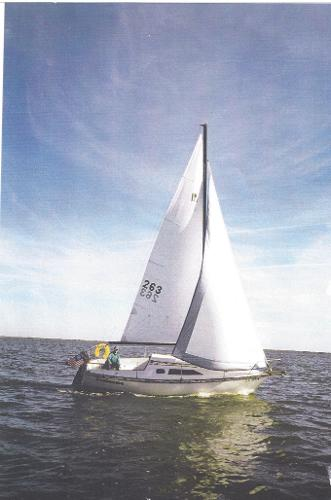 Precision 23 Sloop 1990 Precision 23