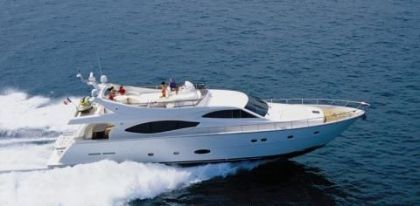 Ferretti Yachts 680 Photo 1