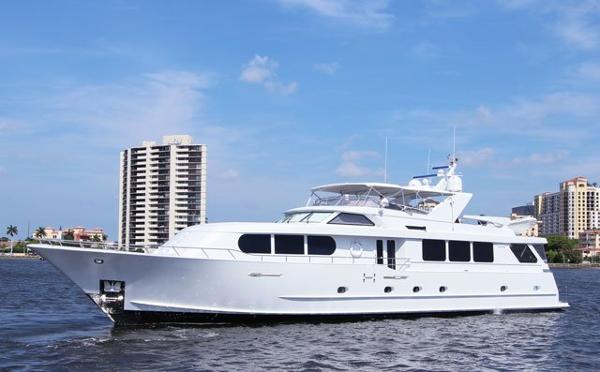 Broward Flybridge Motor Yacht