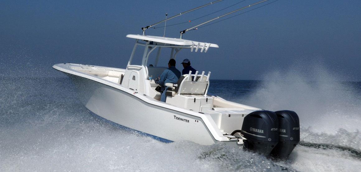 Tidewater Boats 280 CC