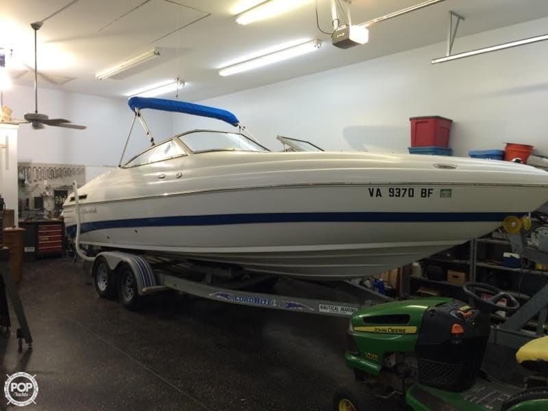Mariah SX 25 BOW RIDER 2005 Mariah 25 for sale in Chesterfield, VA