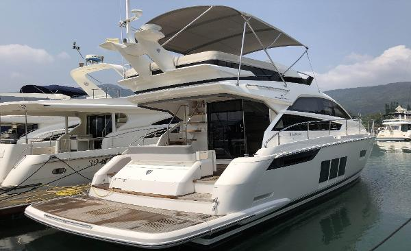 Fairline Squadron 48 Fairline Squadron 48 Profile
