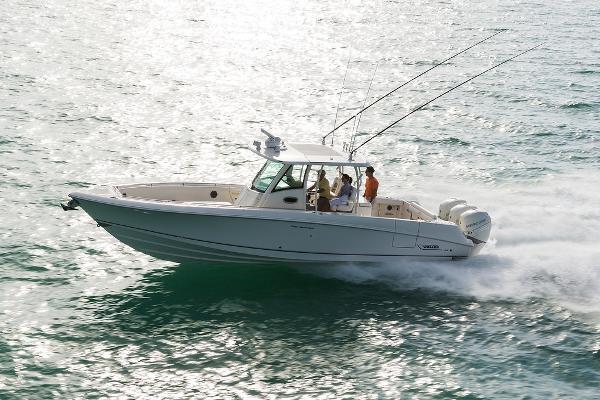 Boston Whaler 350OR Manufacturer Provided Image