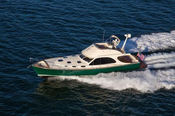 Palm Beach Motor Yachts PB55 Fly Bridge