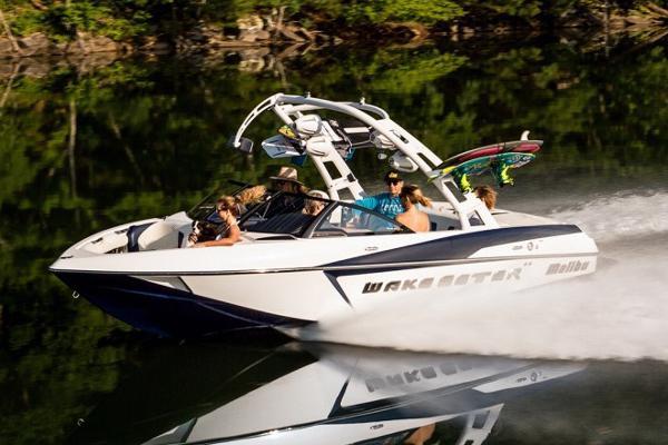 Malibu Wakesetter 20 VTX