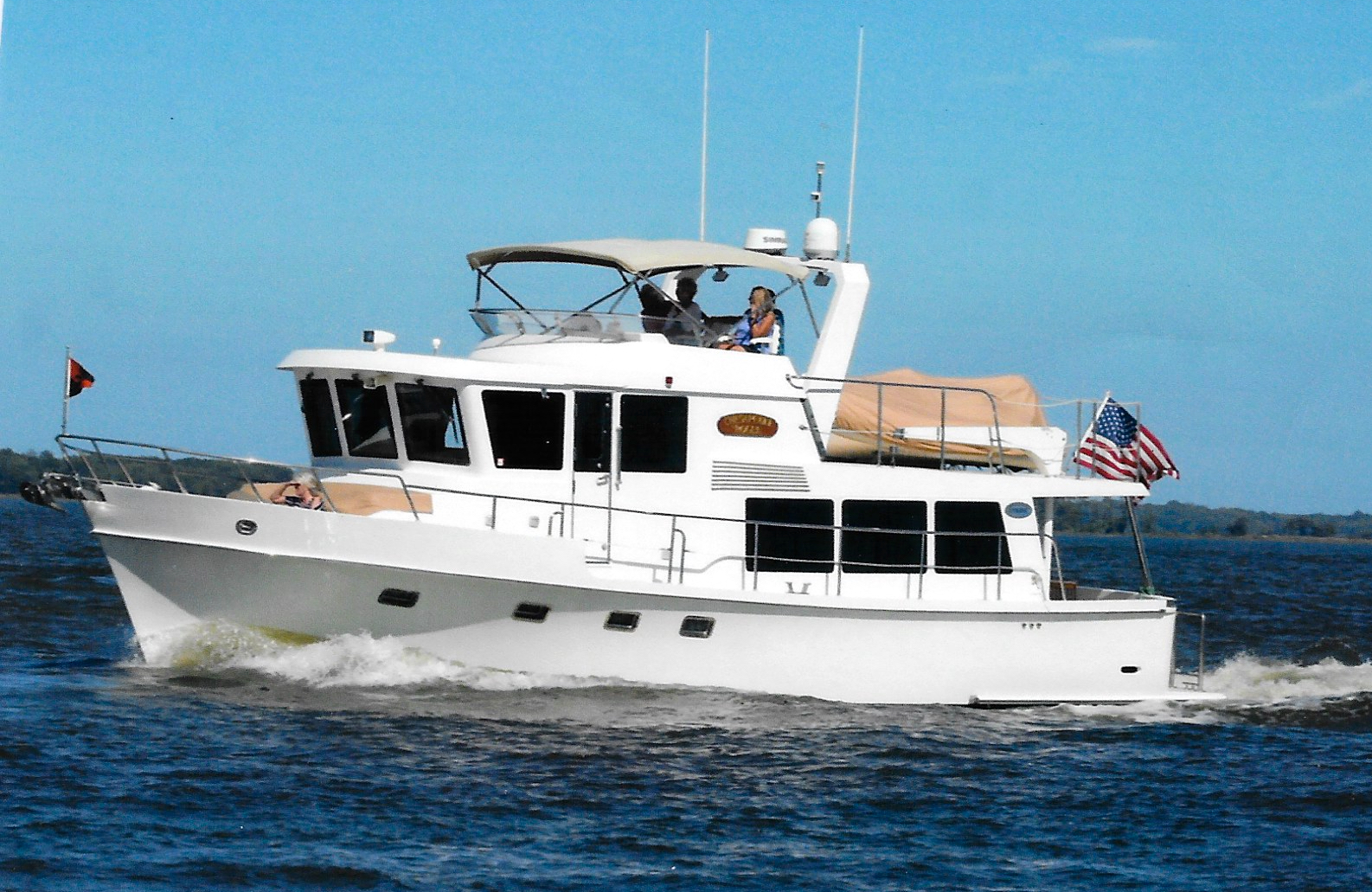 Symbol Pilothouse 45