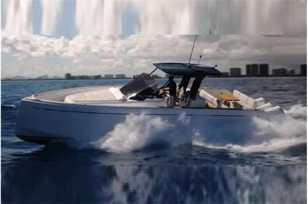 Pardo Yachts 38 Outboard version Pardo Yachts 38 Outboard