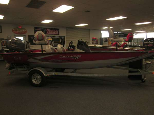 G3 Boats 17 PFX Sportsman