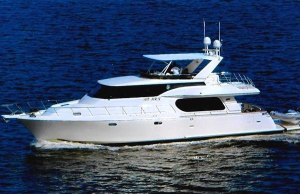 Symbol Yachts 58 Raised Pilothouse