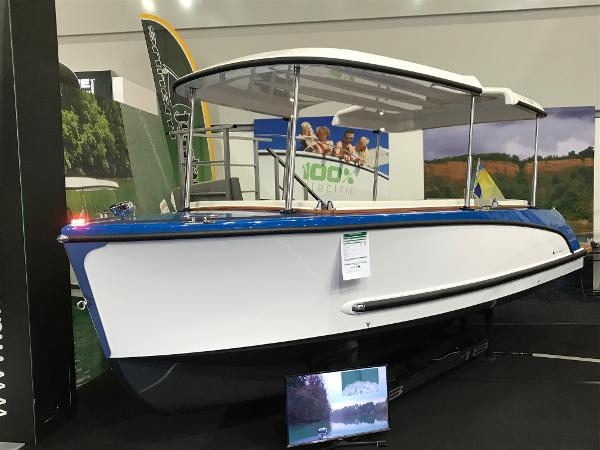 Alfastreet Marine 18 Open Electric