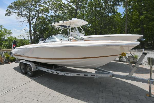 Chris-Craft 25 Launch Heritage Edition