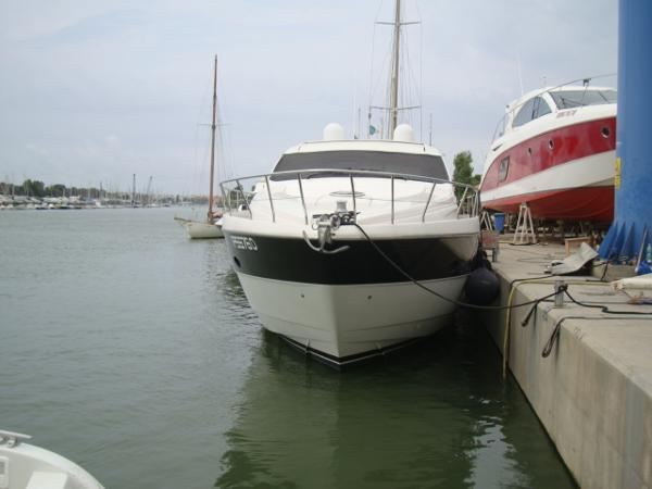 Cantieri Navali dell'Adriatico PERSHING 64