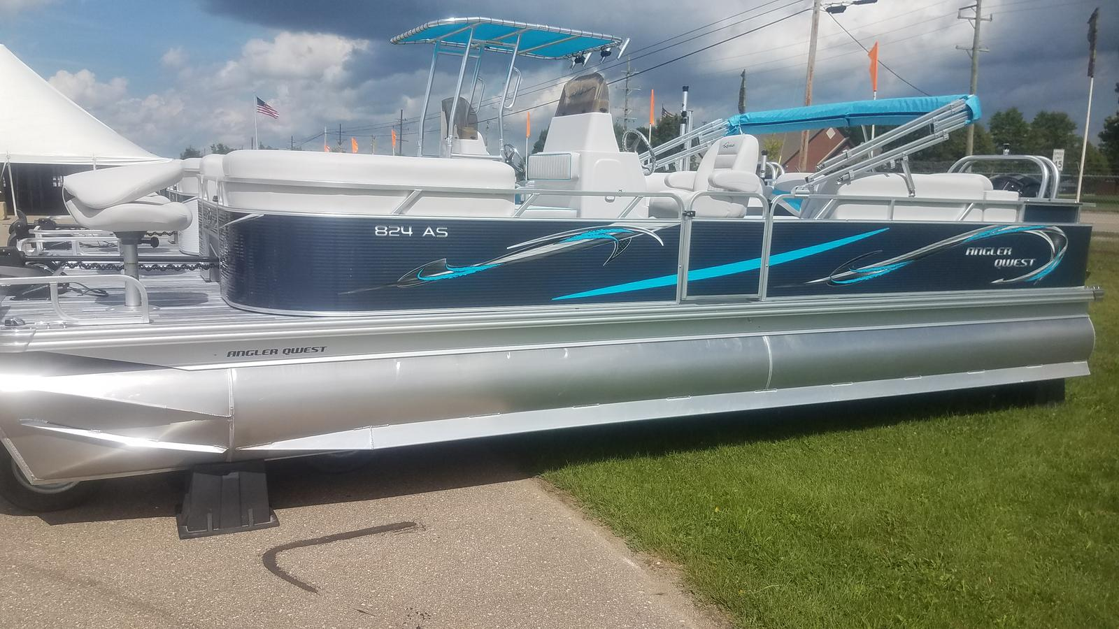 Angler Qwest 824 ALL SPORT