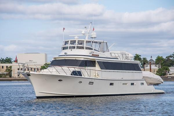 Pacifica 78 Motor Yacht Rainbow's End