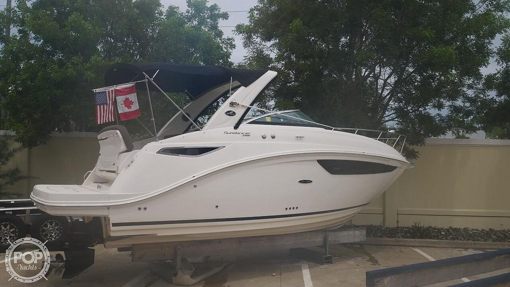 Sea Ray 260 Sundancer 2015 Sea Ray 260 Sundancer for sale in Naples, FL