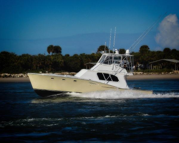 Whiticar 48 Custom Sportfish Tabasco