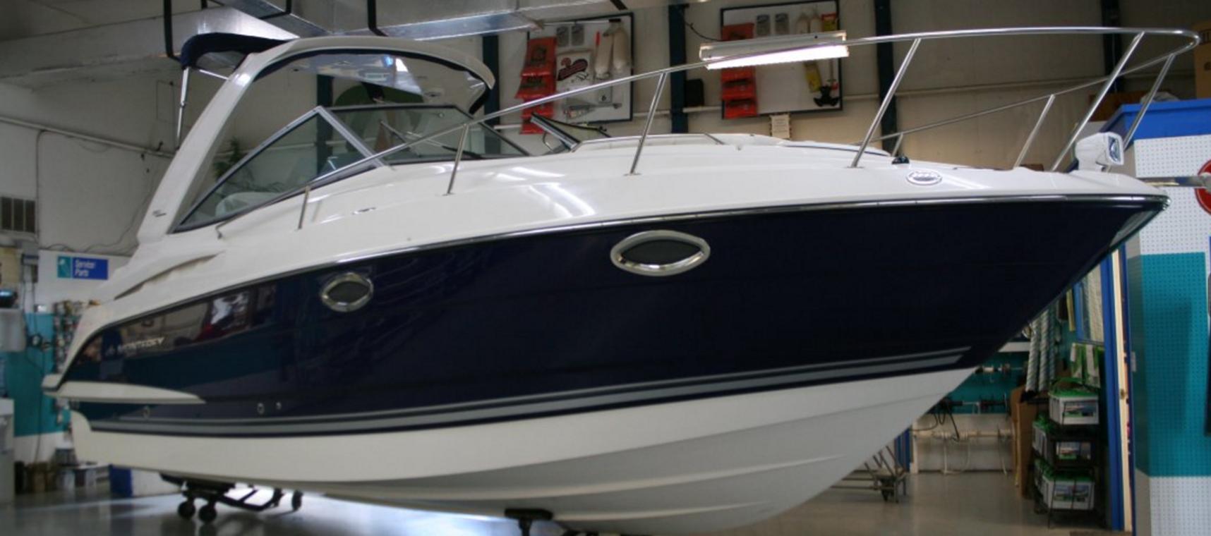 Monterey 280 (295) Sport Yacht