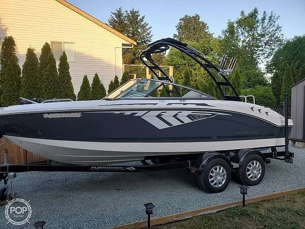 Chaparral 210 2014 Chaparral 21 for sale in Comox, BC