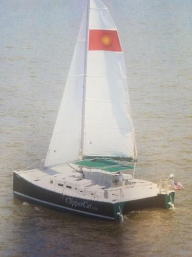 Catamaran Clipper Cat 35 Clipper Cat 35