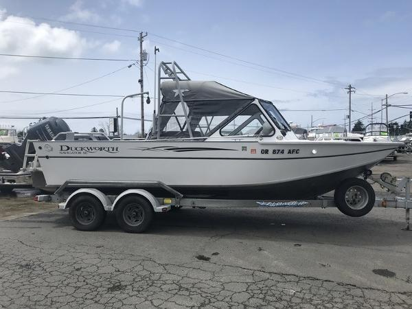 Duckworth 215 Navigator