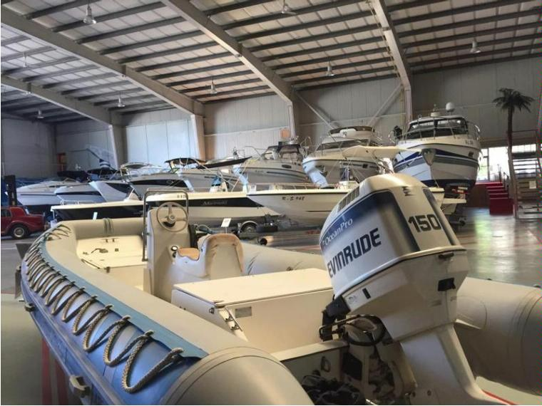 Prestige Prestige 660 Inflatable & RIB