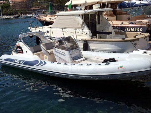 SACS Sacs 780 SACS MARINE - SACS 780 - exteriors