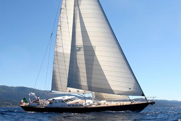 Jongert 3000 DS Sailing