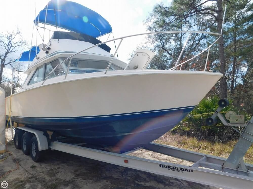 Bertram 28 Sport Fisherman 1978 Bertram 28 Sport Fisherman for sale in Weeki Wachee, FL