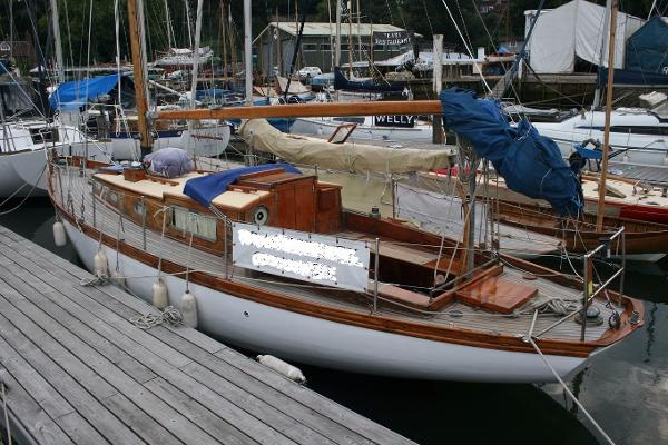 Buchanan Bonito Bermudan Sloop Buchanan Bonito Bermudan Sloop
