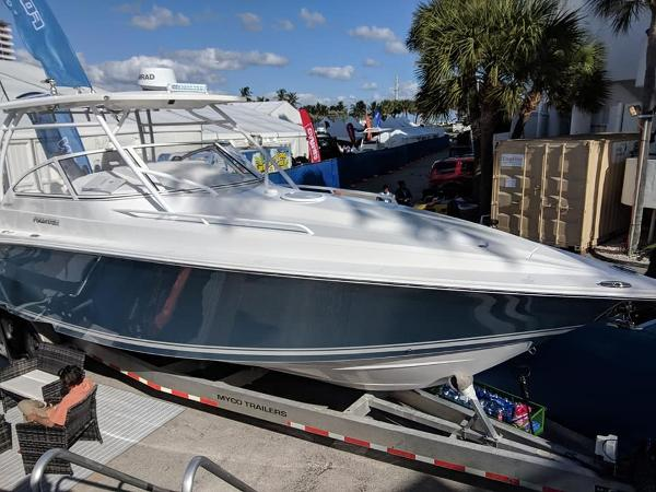 Fountain 38 Sportfish Cruiser