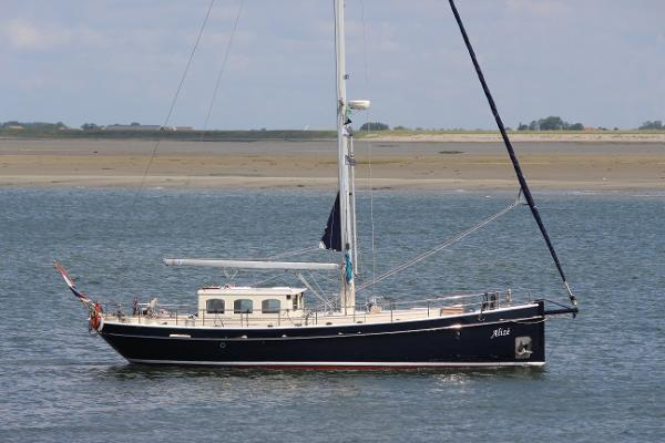 Custom Zuidkaper 40 Zuidkaper 40 FT 2004