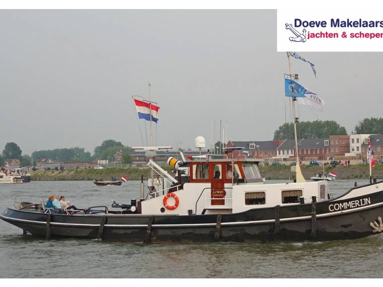 Tugboat 18.25 with TRIWV