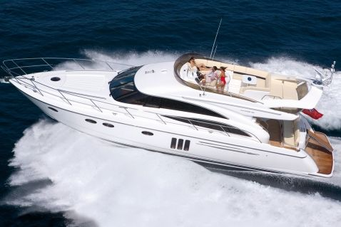 Princess 58 Flybridge Princess 58 Flybridge