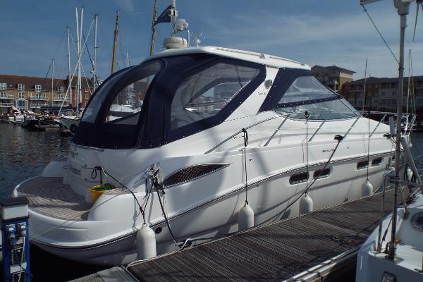 Sealine S41 Sports Cruiser Sealine S41