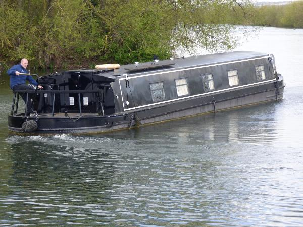 Aqualine 57 x 10  Canterbury