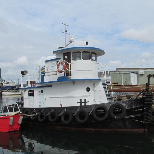Tugboat 45