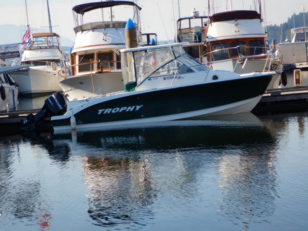 Bayliner 2502 Trophy Walkaround