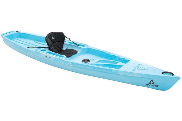 Ascend 12R Sport Sit-On - Blue/White