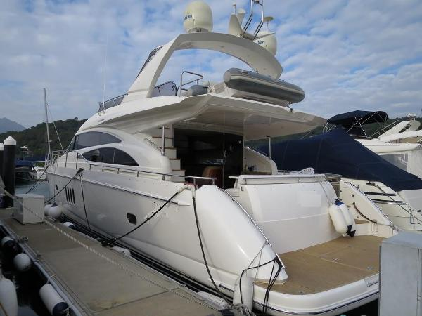 Princess 67 Motor Yacht Princess 67