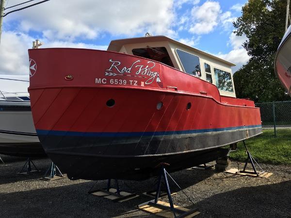 Custom 28 Tug-Trawler