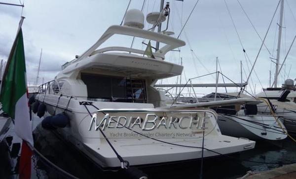 Ferretti Yachts 500 AFT