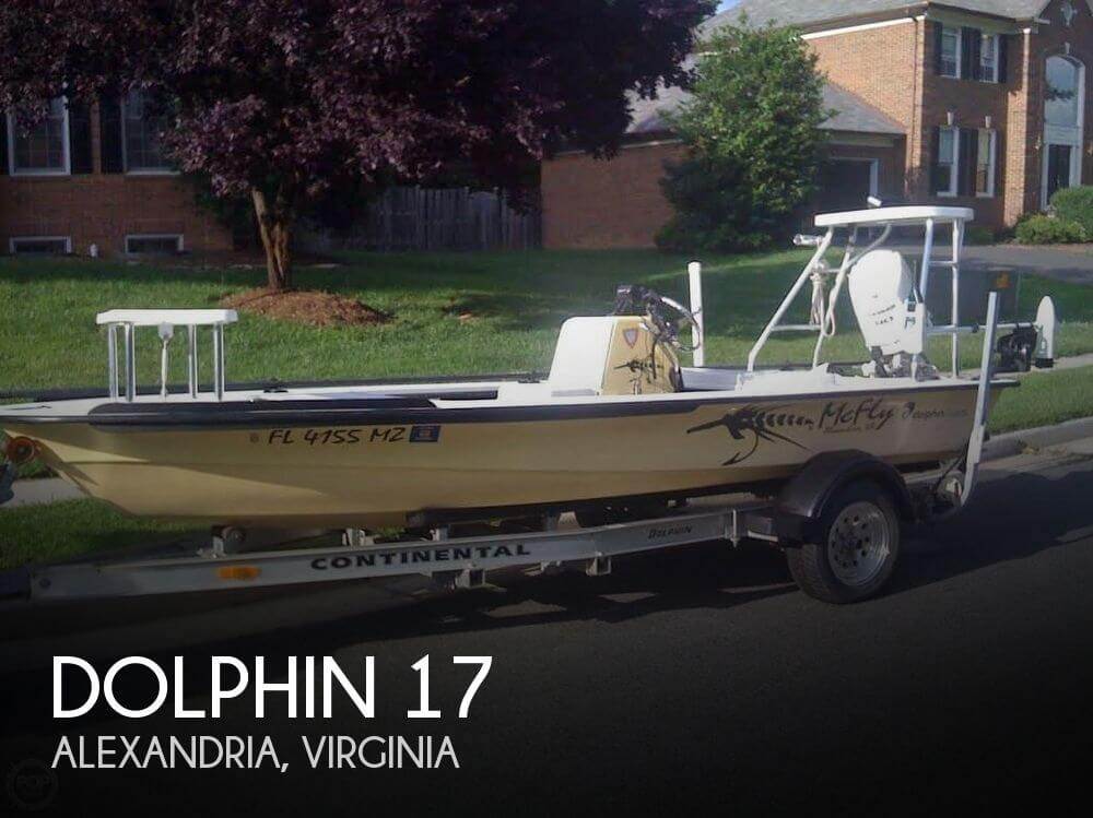 Dolphin 17 2005 Dolphin 17 for sale in Alexandria, VA