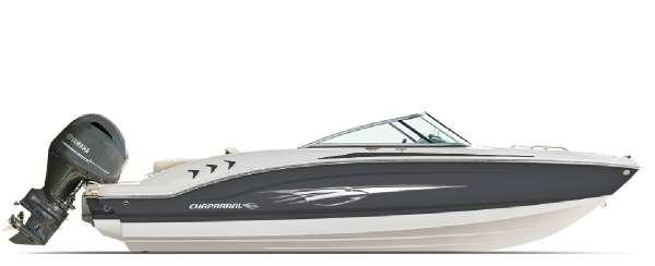 Chaparral 21 H2O Ski & Fish OB