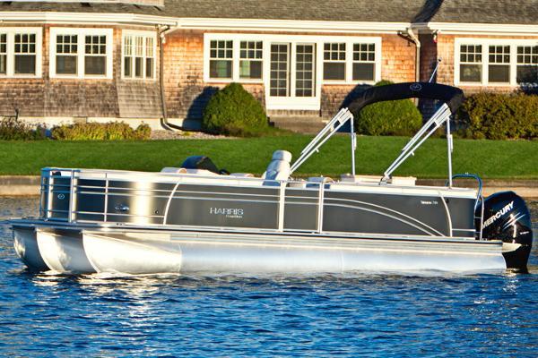 Harris FloteBote Sunliner 240 Manufacturer Provided Image
