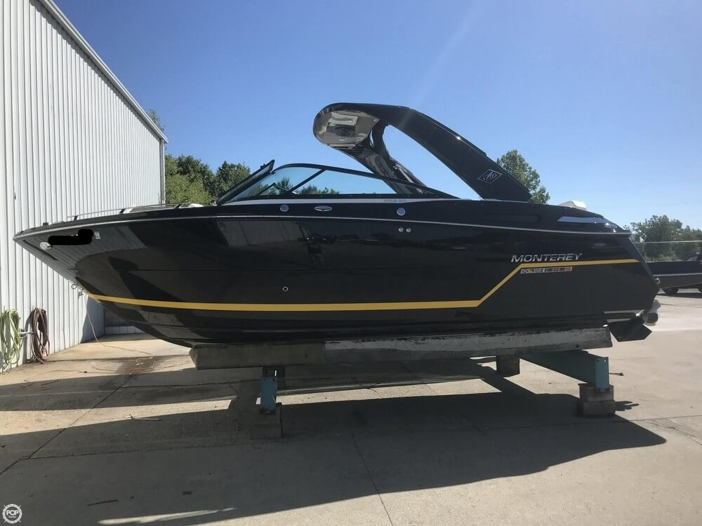 Monterey 258 SS 2016 Monterey 258 SS for sale in Spring Lake, MI