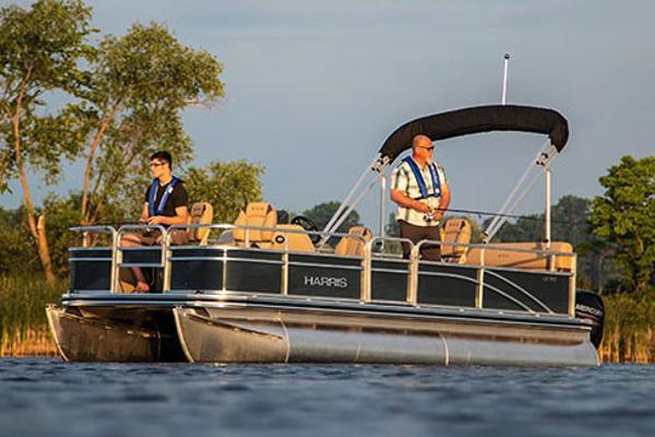 Harris Cruiser LX200 Fish