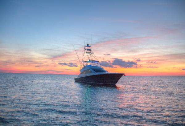 Ocean Yachts Makaira 2015 Ocean Yachts Makaira 64' Profile