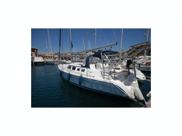 Hunter HUNTER MARINE HUNTER 41 DS FJ41320