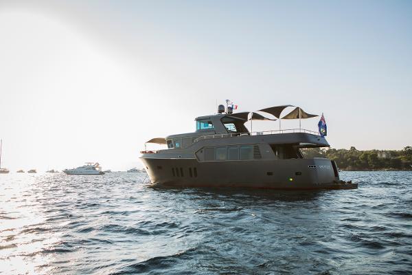 Custom ATM Yacht Design 24